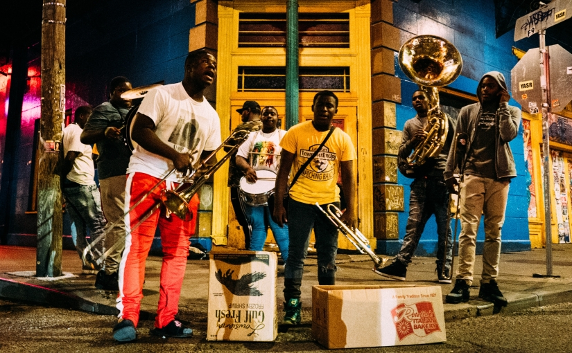 New Orleans Jazz In A Nutshell: From Bolden ToArmstrong