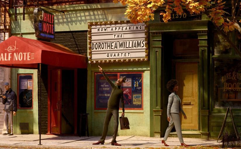 How Pixar Portrays Jazz in Their New Movie 'Soul'