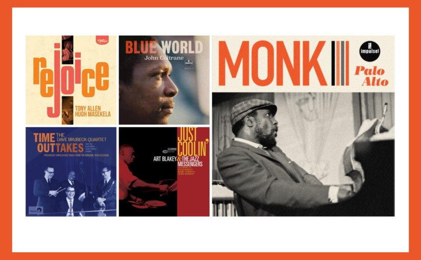 Digging the Archives: Previously Unissued JazzRecordings