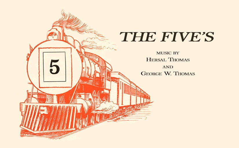 The Composition That Established Boogie-woogie: TheFives