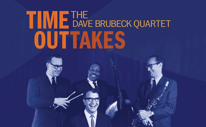 Time OutTakes: A Peek Into The Studio With The Dave BrubeckQuartet